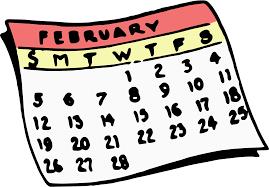 clip art calendar